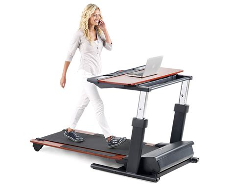 Treadmill Computer Desk Treadmill Desk Nordictrack