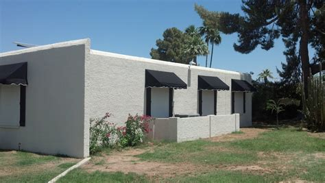 Awnings Az by Custom Roof Patio Deck Awnings Repair Scottsdale