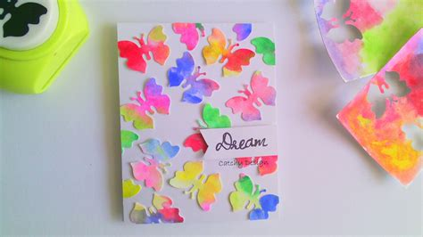 how to make cards for preschoolers diy easy card for beginners and water