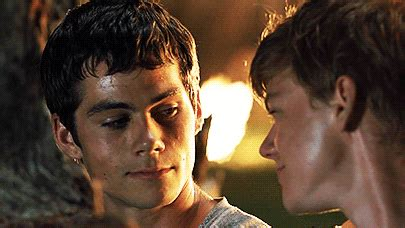 Isi 3 Bublegum the maze runner of thrones gif on gifer by