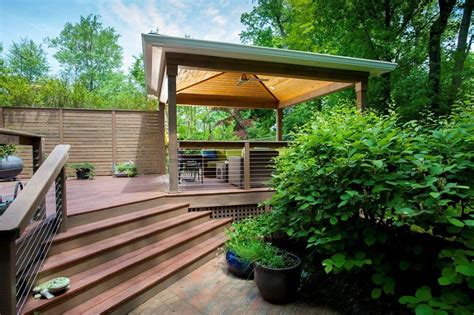 Estimate Building A House why do modern decks cost more than traditional deck designs
