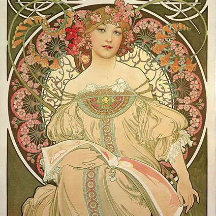 lade stile liberty alfons mucha and the nouveau atmospheres bancaeuro it