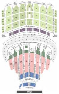 Chicago Theater Seat Map by Detailed Chicago Theatre Seating Chart With Seat Numbers
