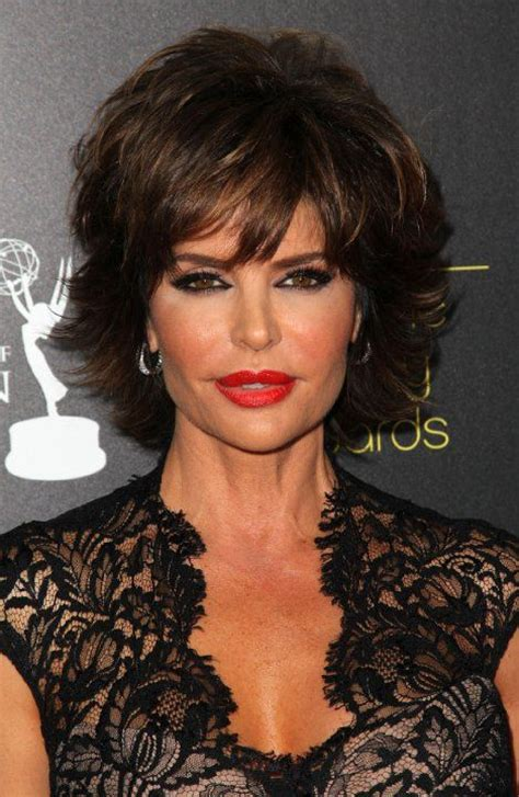 lisa rinna hairstyles for women over 40 pinterest 491 best images about hair on pinterest jaclyn smith