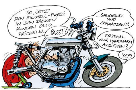 Werner Motorrad Spr Che by Garagenbiker Motomania