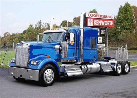Kenworth W900 For Sale Kenworth W900l Sleeper For Sale
