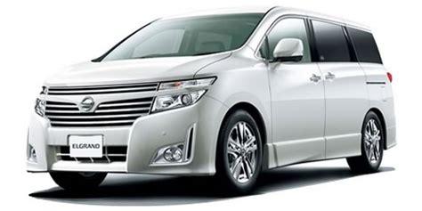 Harga Auto Wah mobil keluarga new nissan elgrand generasi tiga berapa