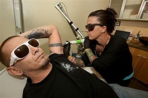 tucson tattoo removal tucson makes their on as artist