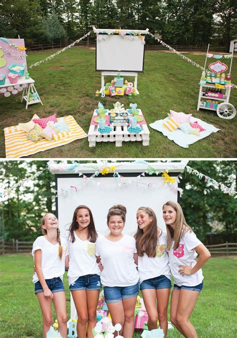 trendy outdoor birthday hostess with the mostess 174