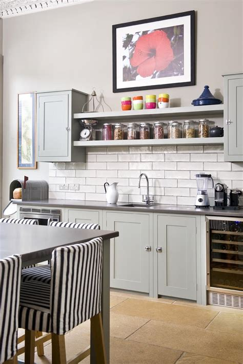 kitchen shelves vs cabinets open shelving vs wall units kitchen sourcebook