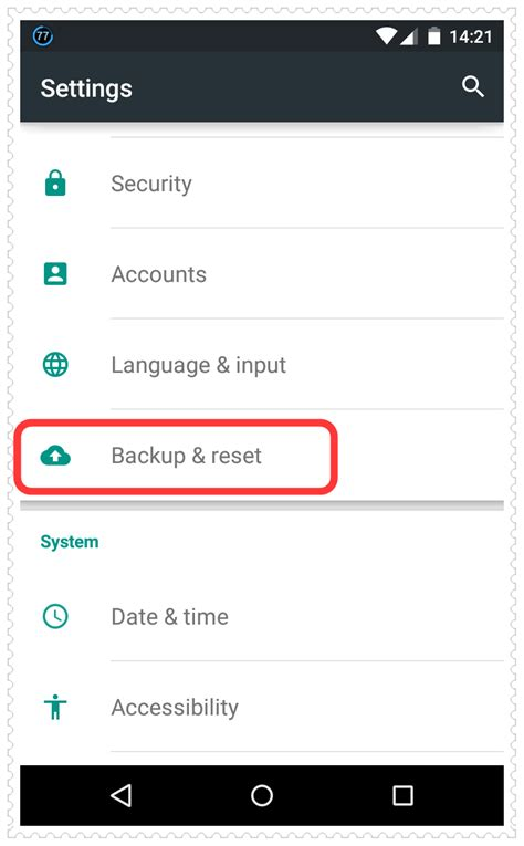 reset android dns how to speed up android lollipop phone fix too slow