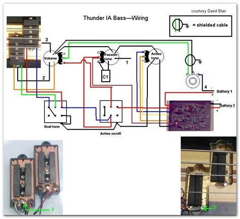 activebass wiring diagram thunder ia bass westone guitars the home of westone