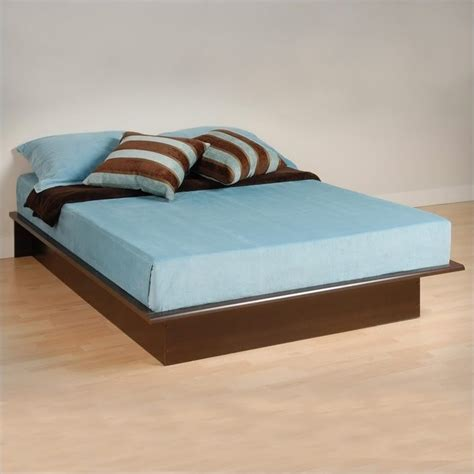 double platform bed prepac manhattan double full size platform bed teens in