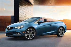 Buick Re Photo Gallery 2016 Buick Cascada Convertible Priced