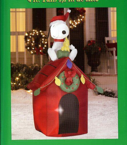 inflatable dog house woodstock 171 best christmas inflatables
