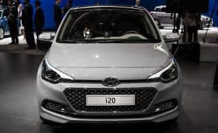 hyundai i20 2016 models auto database