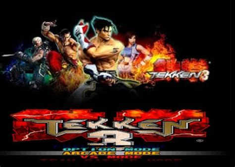apk tekken 3 tekken 3 setup for android