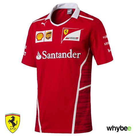 Ferrari T Shirt 2015 by New 2017 Official Ferrari F1 Formula One Men S Team T