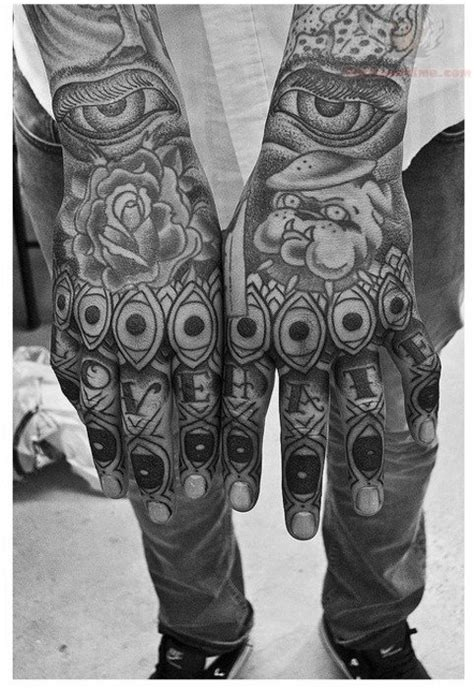 fuck love tattoo finger tattoos designs ideas page 3