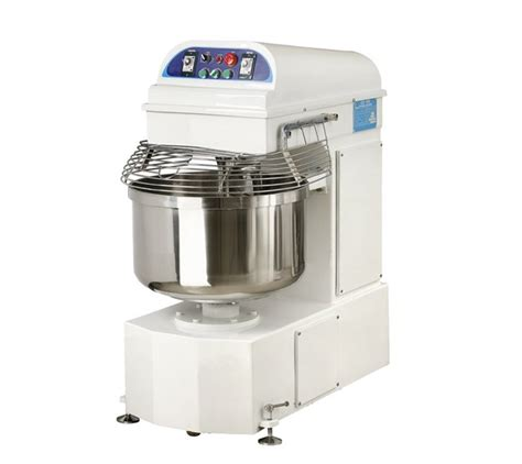 Mixer Roti 3 Kg quattro 130 ltr 80 kg heavy duty spiral dough mixer with speed and timer 3 phase