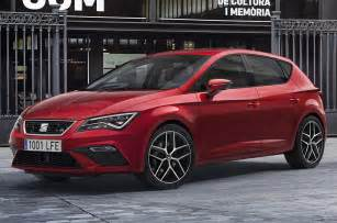 seat new car 2017 seat facelift revealed autocar