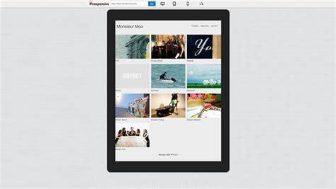 test web responsive design testez votre site