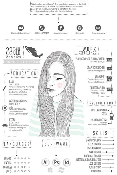 Artist Illustrator Cover Letter by 25 Best Ideas About Graphic Designer Resume On Graphic Resume Resume Layout And