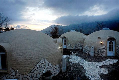 dome houses of japan made of earthquake resistant disaster proof homes that fool mother nature homejelly