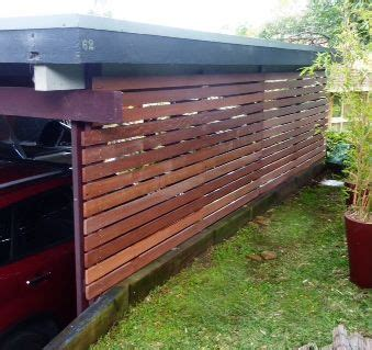 Enclosing A Metal Carport by Just It Home Renovations Carpentry Cabinet