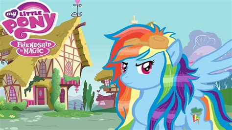 games haircut my little pony rainbow dash in hair salon real haircuts game mlp youtube