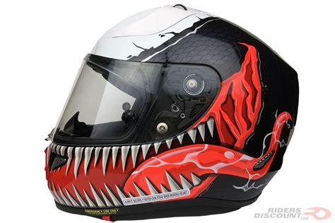 Helm Hjc Venom hjc rpha 11 pro marvel venom helmet