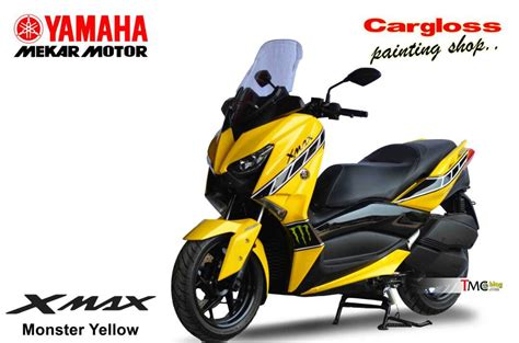 Stiker Striping Motor Stiker Aerox 155 Anniversary Motogp Grade A yamaha x max 250 hasil karya cargloss ini keren poll