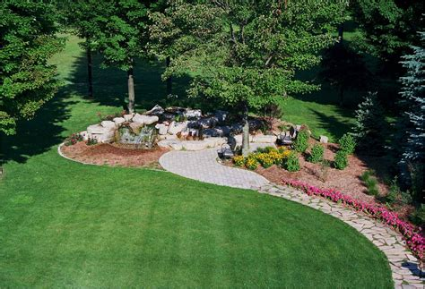 Large Backyard Landscaping Ideas 5 Landscaping Ideas To Wow The Neighbors