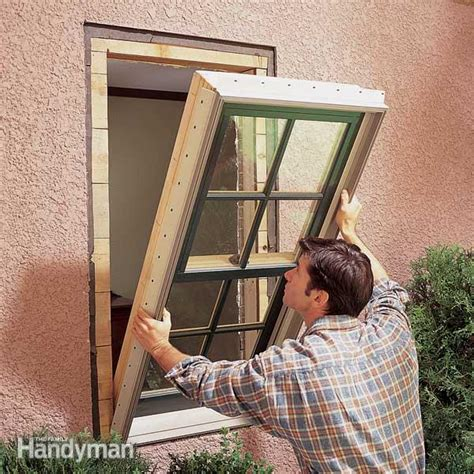 how to install a new window in an old house faqs about buying new windows family handyman