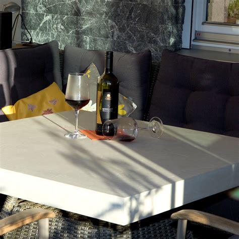 terrasse tisch wohnen mit beton 187 terrasse tisch