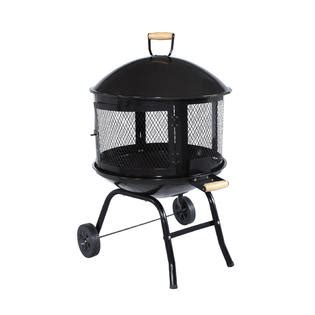 chiminea kmart outdoor portable fire pit add warmth and style thanks to