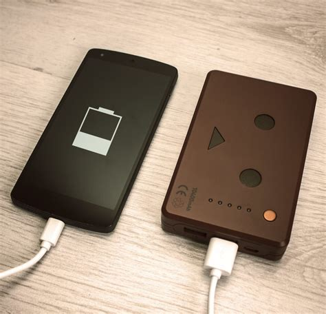 Power Bank Robot 20000mah with great power comes great responsibility what to
