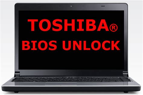 toshiba laptop bios password removal unlock service satellite tecra qosmio mini ebay
