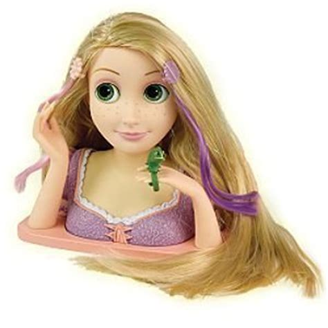 Hair Style Books Sold At by Disney Tangled Rapunzel Styling Ca Toys