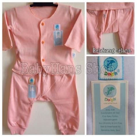 Setelan Baju Lengan Panjang Baby Bayi 0 6 Bulan Motif Akachan 89 jual piyama bayi newborn baju tidur bayi polos setelan panjang baby babyhans shop