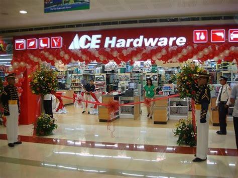 ace hardware  perusahaan ritel pelengkapan