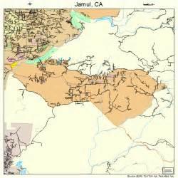 jamul california map 0637120