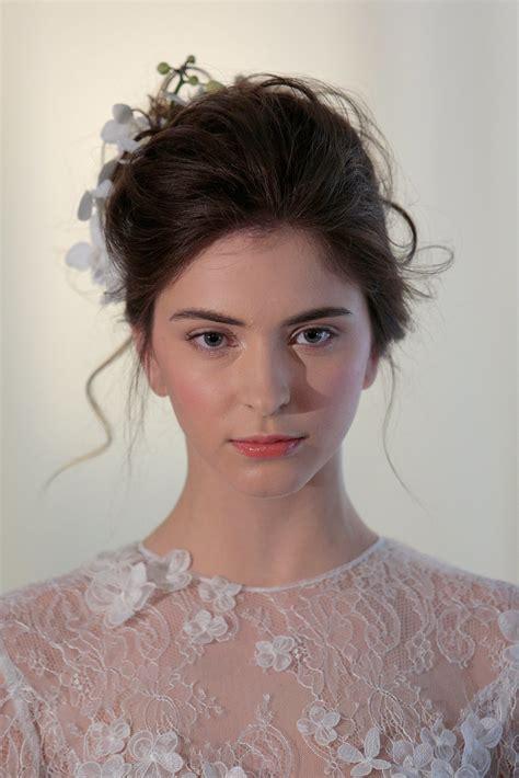 dainty wedding hairstyle ideas spring 2016 pistas los peinados de boda de primavera 2016 pelo