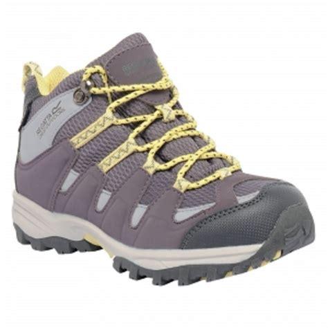 lightweight hiking shoes regatta garsdale mid lightweight waterproof hiking