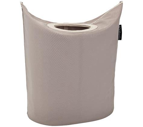 portable laundry brabantia 100840 portable laundry bag grey