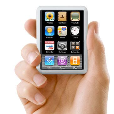 Ipod Nano Get A Touch Of Bovine by New Ipod Touch On Its Way Mobile