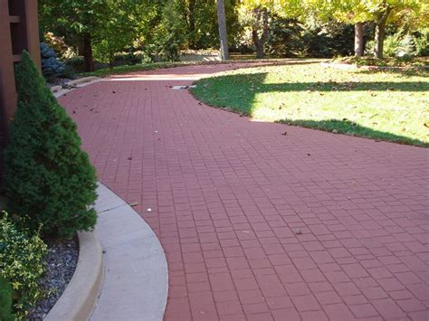 driveway pattern roller 65 best images about asphalt on pinterest
