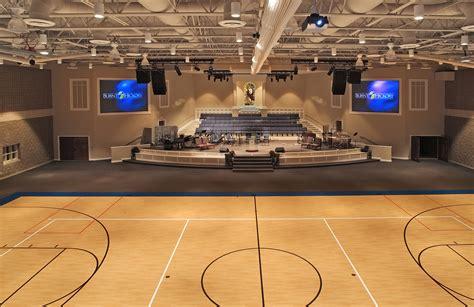 Floor Center by Burnt Hickory Baptist Church Cdh Partners Cdh Partners
