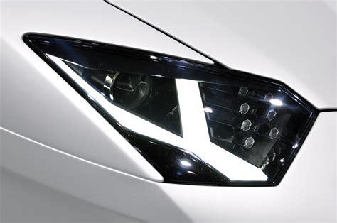 Aventador Lights by Lamborghini Aventador S Front Light Automobiles