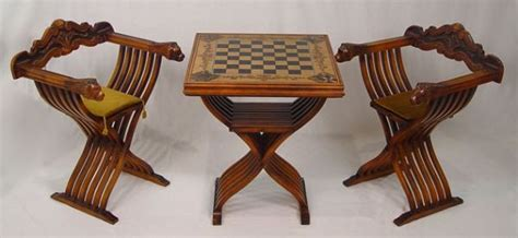 Chess Chairs by 301 Moved Permanently